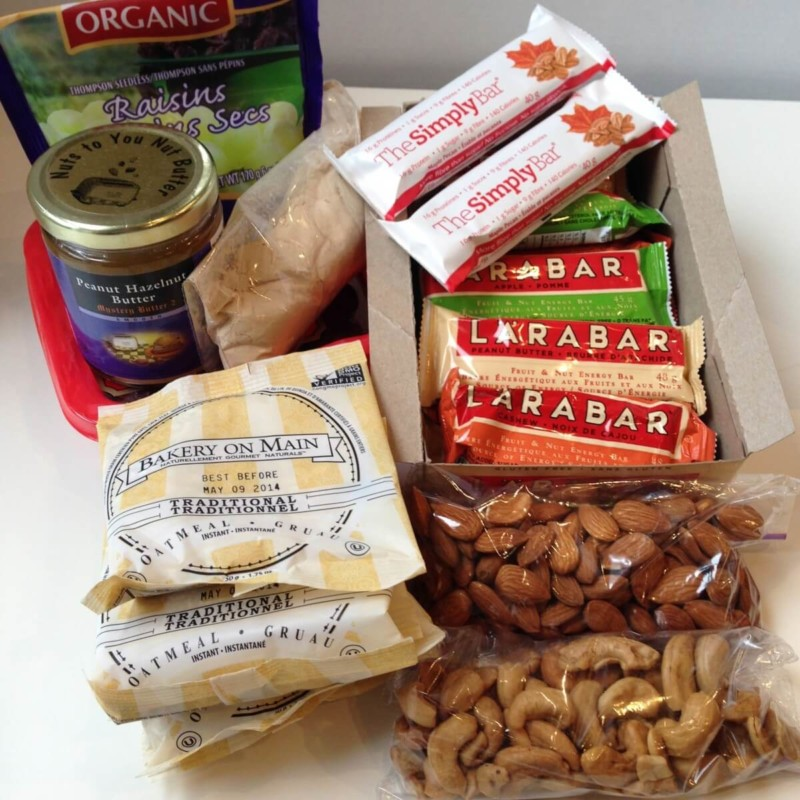 Snacks Things to Pack for Every Solo Traveller