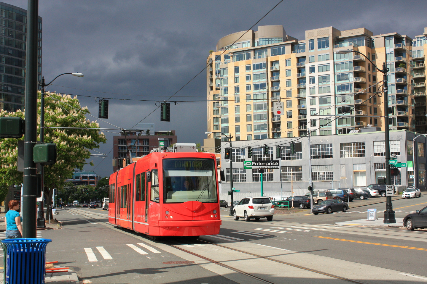 South Lake Union Trolley Things to do in Seattle