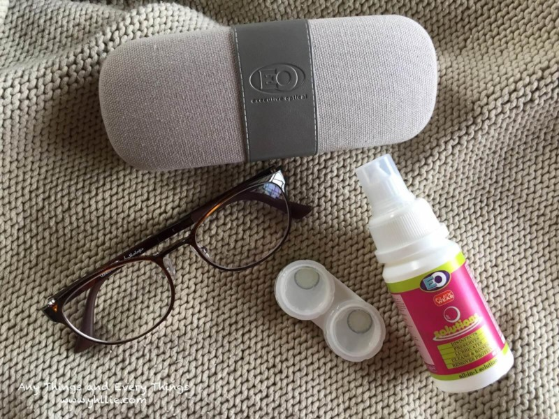 Spectacles Contact Lenses Contact Lenses Cleaner Things to Pack for Every Solo Traveller