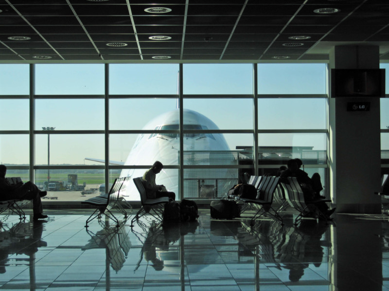 Spending all your time in transit Solo Travel Mistakes to Avoid