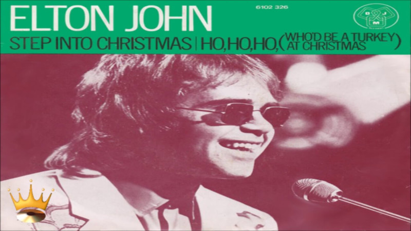 Step Into Christmas Elton John Christmas Songs