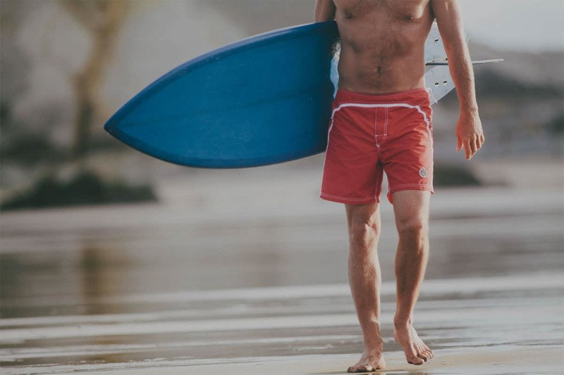 Swim gear board shorts Things to Pack for Every Solo Traveller