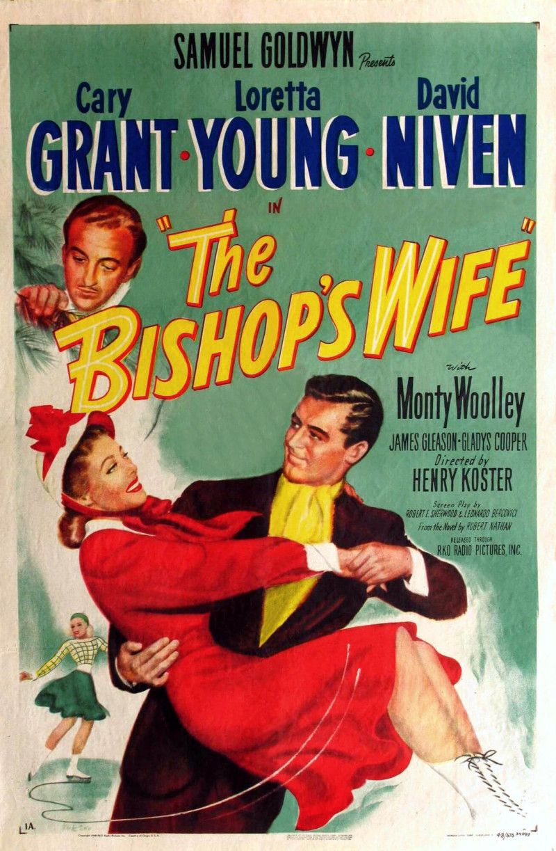 The Bishop's Wife Christmas Movies