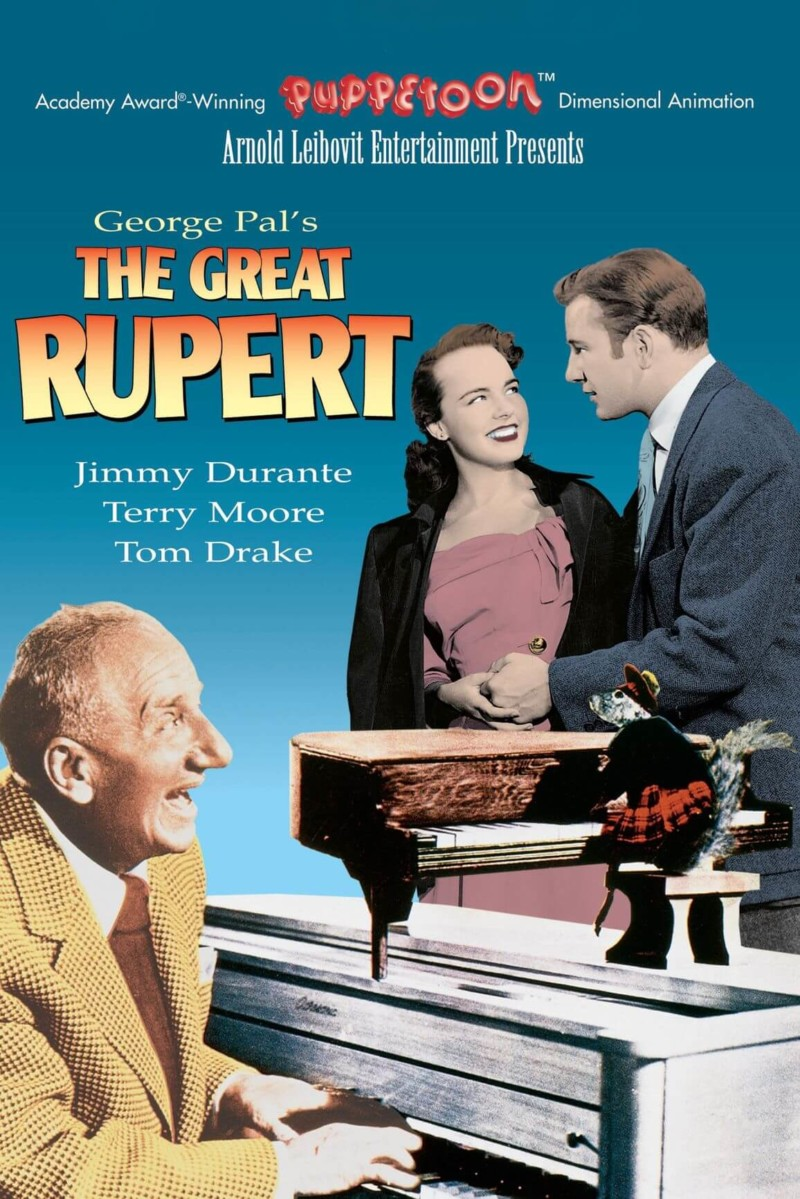 The Great Rupert (1950) Christmas Movies