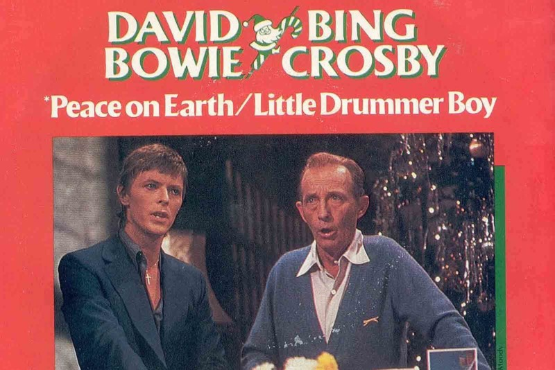 The Little Drummer Boy Peace on Earth Bing Crosby and David Bowie Christmas Songs