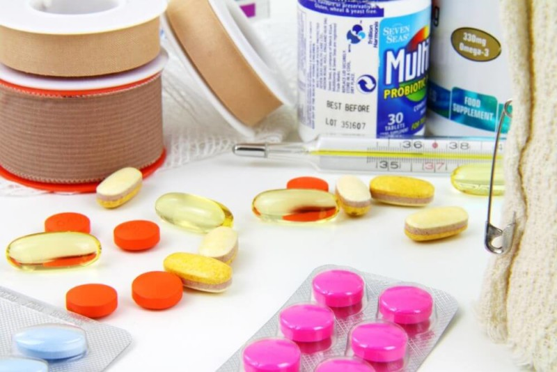 Traveling without SOS medicines Solo Travel Mistakes to Avoid