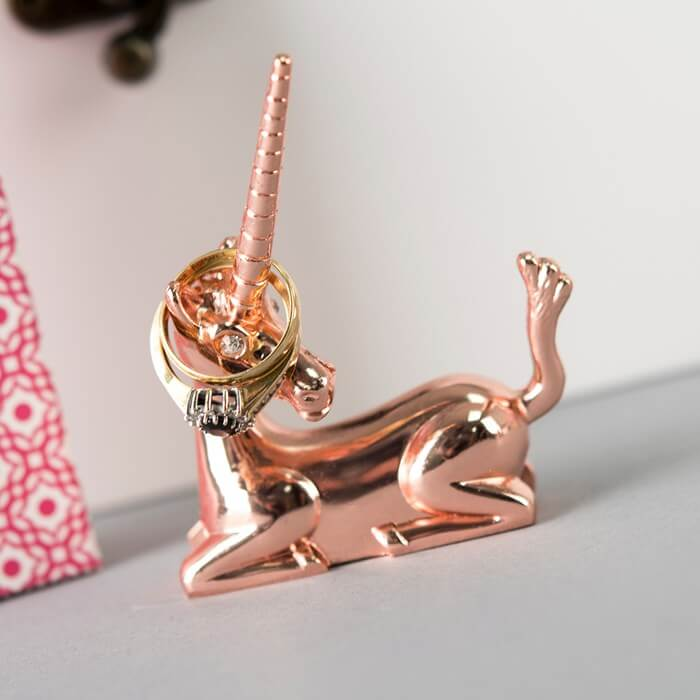 Unicorn Ring Holder Christmas Gifts for Girlfriend