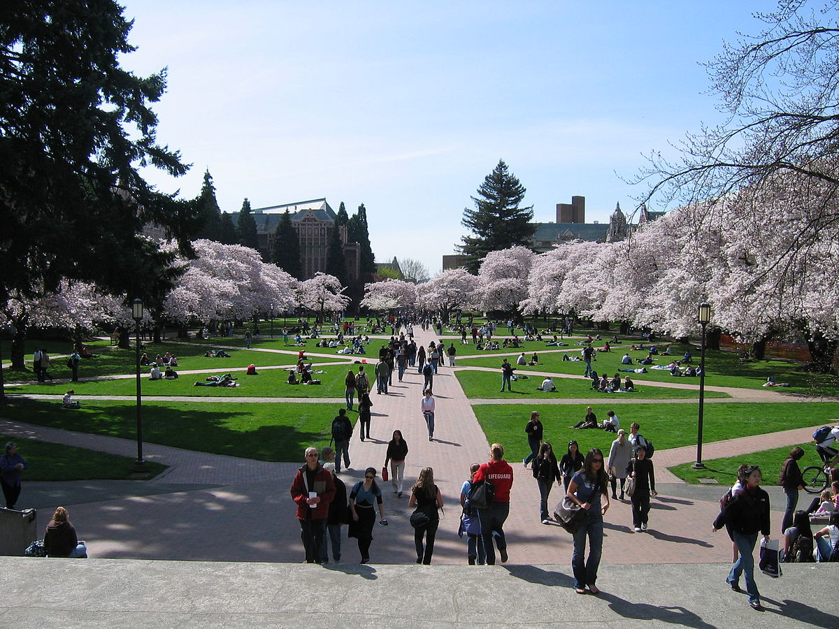 University of Washington Things to do in Seattle