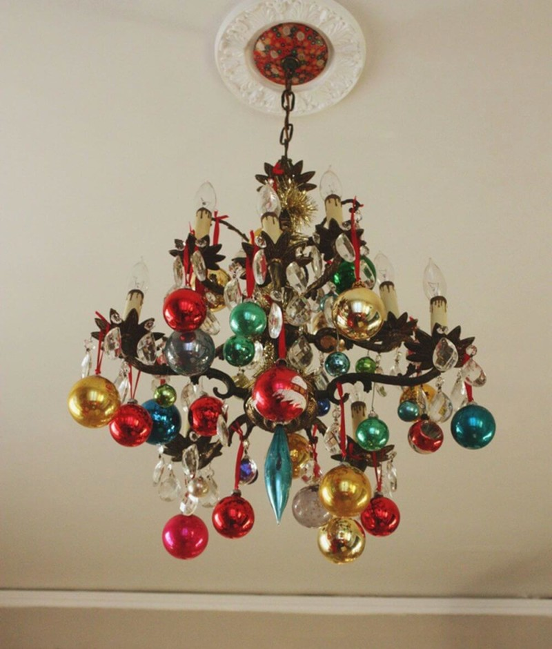 Vintage Christmas decorations ideas for home Christmas Decoration Ideas