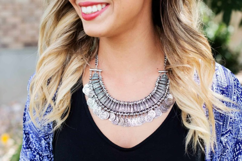 Wearing flashy jewelry Solo Travel Mistakes to Avoid