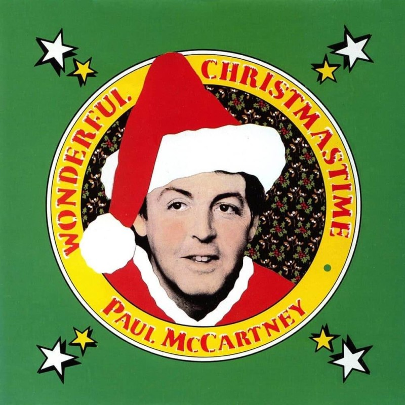 Wonderful Christmas Time Paul McCartney Christmas Songs