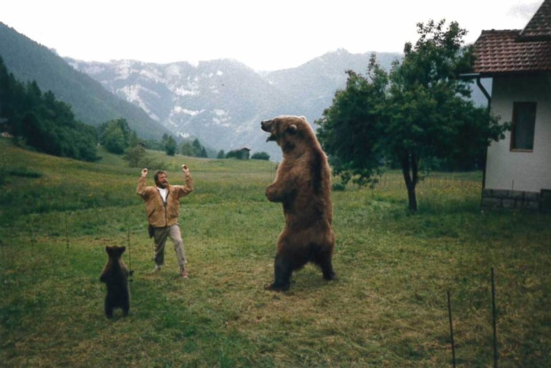 BART THE BEAR ($6 MILLION USD) | World's Richest Animals And Pets Ever