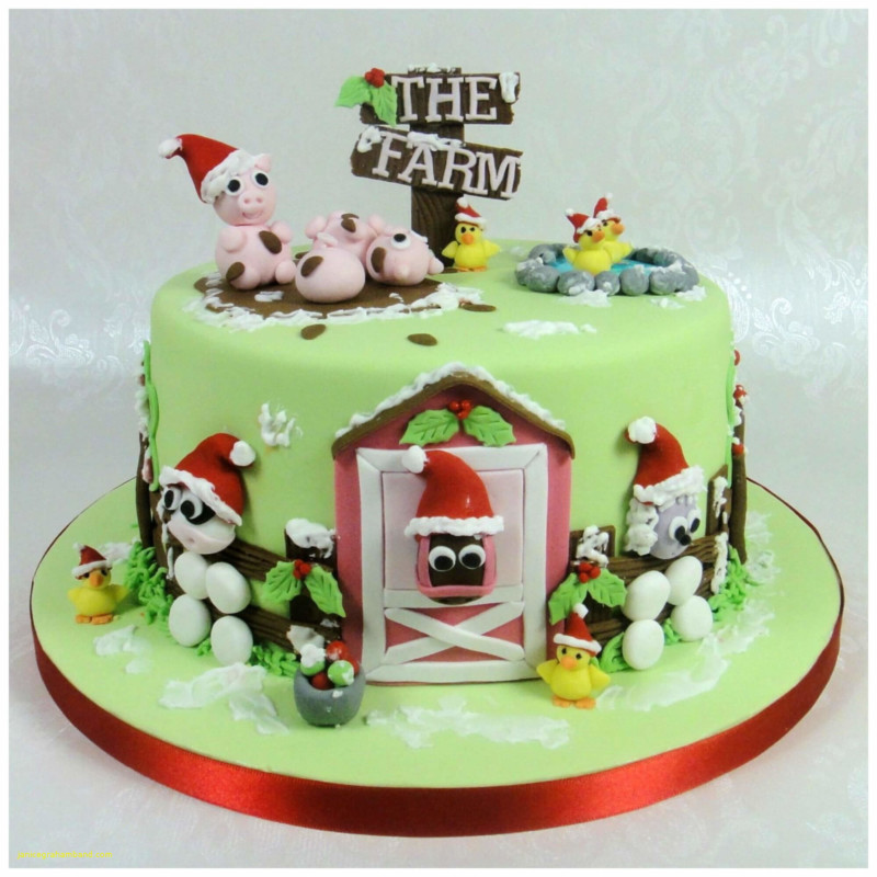 christmas cake ideas farm