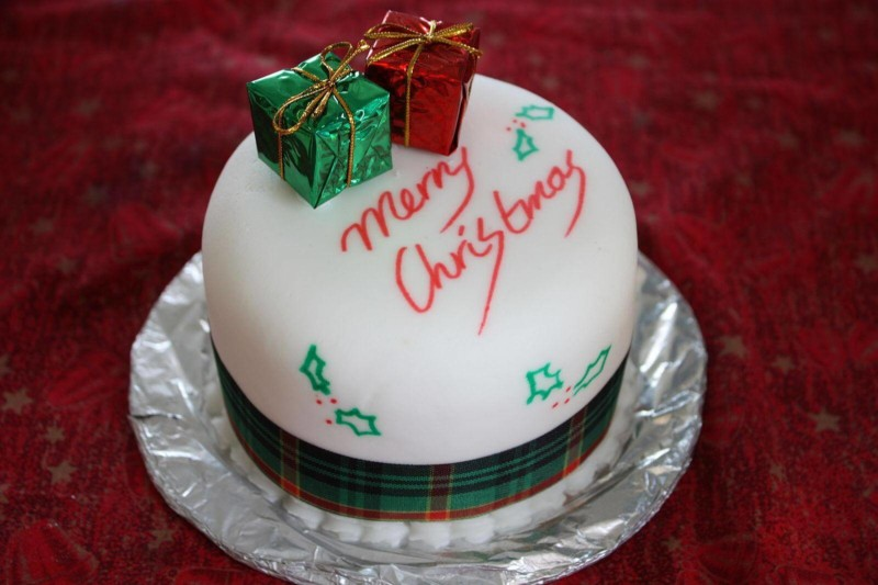 christmas cake ideas merry christmas