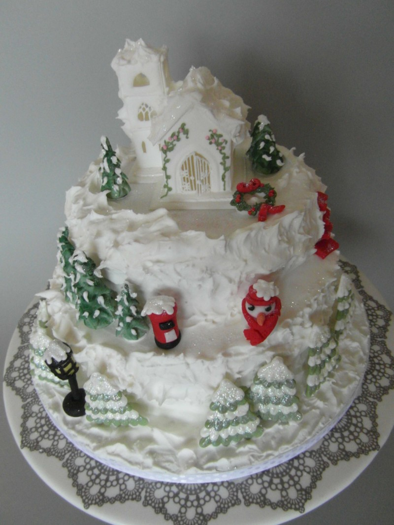 christmas cake ideas royal castle
