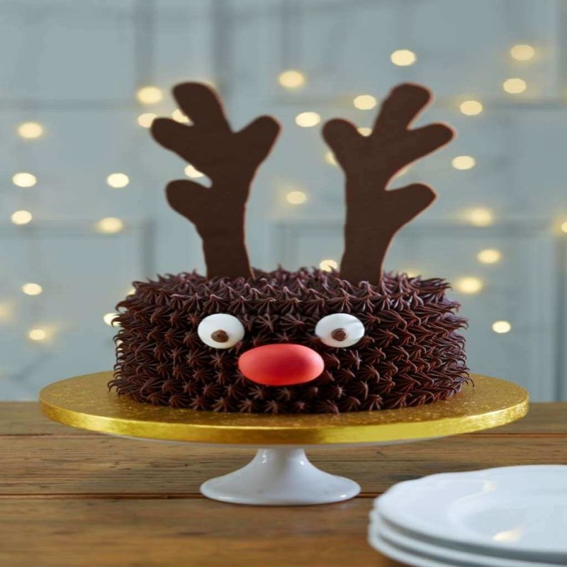 christmas cake ideas unique