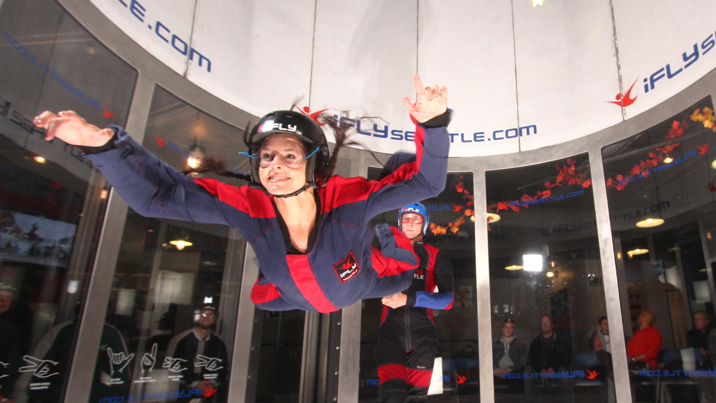 iFLY Seattle Things to do in Seattle