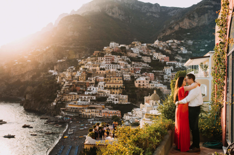 Amalfi Coast, Italy Best Honeymoon Destinations