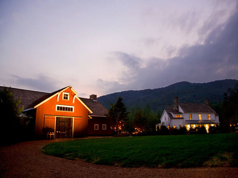 Blackberry Farm, Walland, Tennesee Most expensive wedding destinations