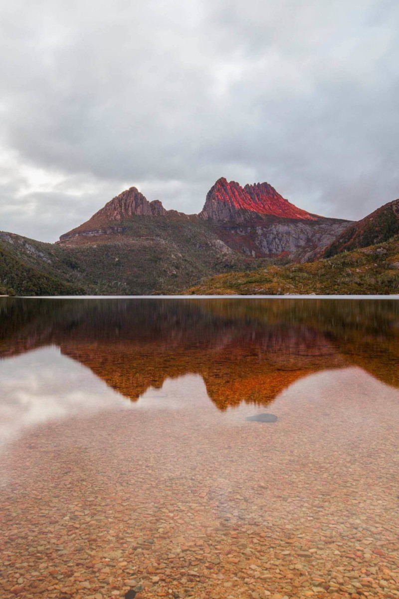 Cradle Mountain, Australia Best Honeymoon Destinations