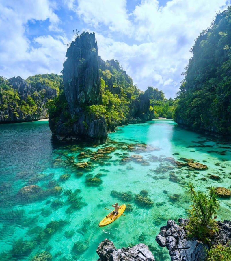 El Nido, Philippines Best Honeymoon Destinations