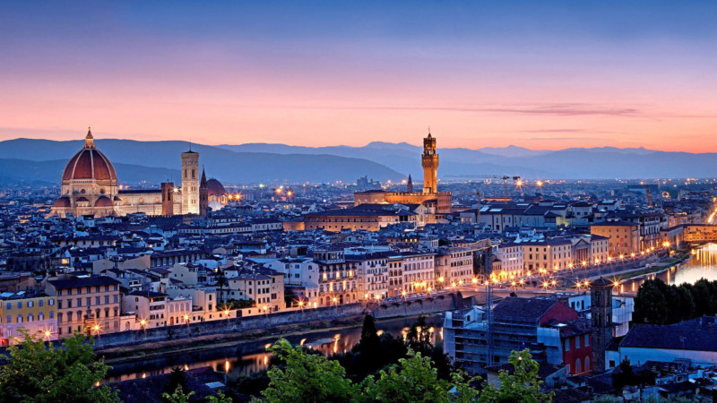 Florence Italy Best Honeymoon Destinations