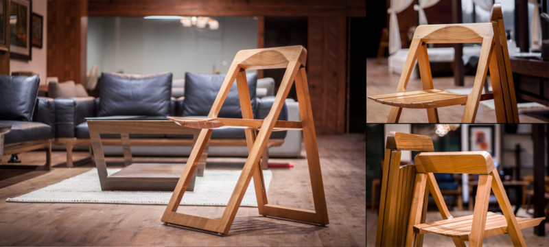 Folding Chairs Extra Seating in Your Living Room
