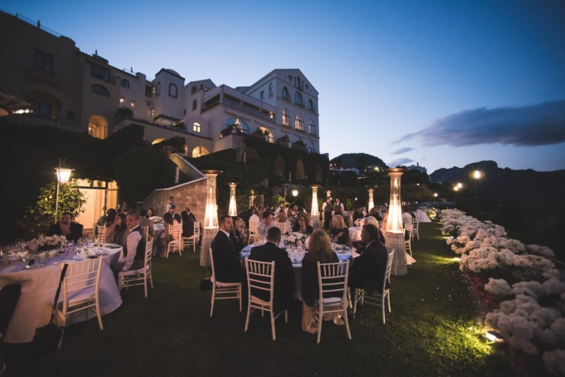 Hotel Caruso, Ravello Italy Most expensive wedding destinations