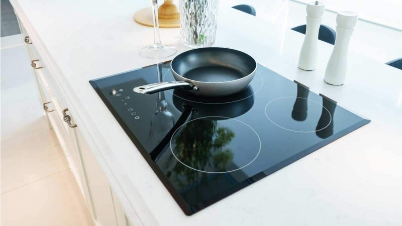 Induction cook top Essential Kitchen Appliances