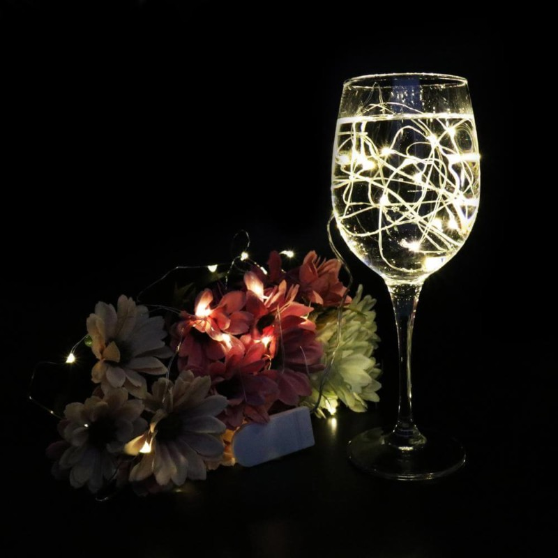 LED Light Wedding Centerpieces