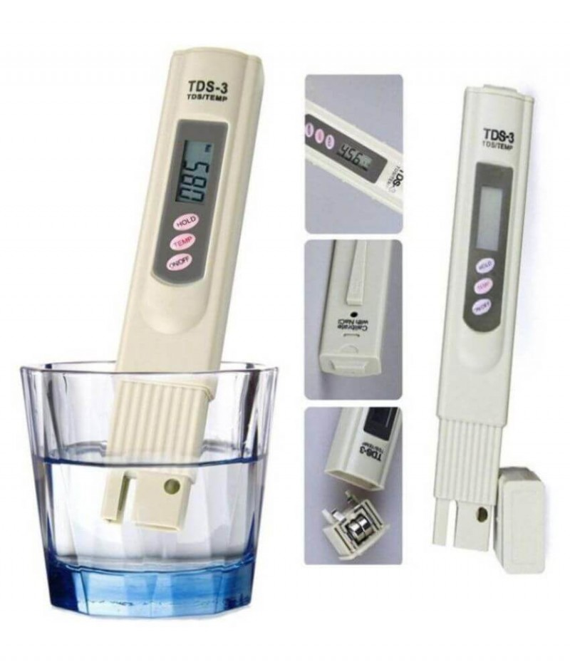 Meter Water filter Tester Best Garden Tools and Accessories
