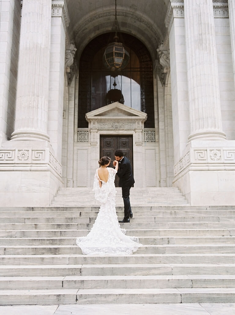 New York Public Library, Manhattan New York Most expensive wedding destinations
