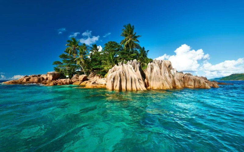 North Island, Seychelles Islands Best Honeymoon Destinations