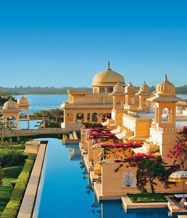 Oberoi Udaivilas, Udaipur India Most expensive wedding destinations