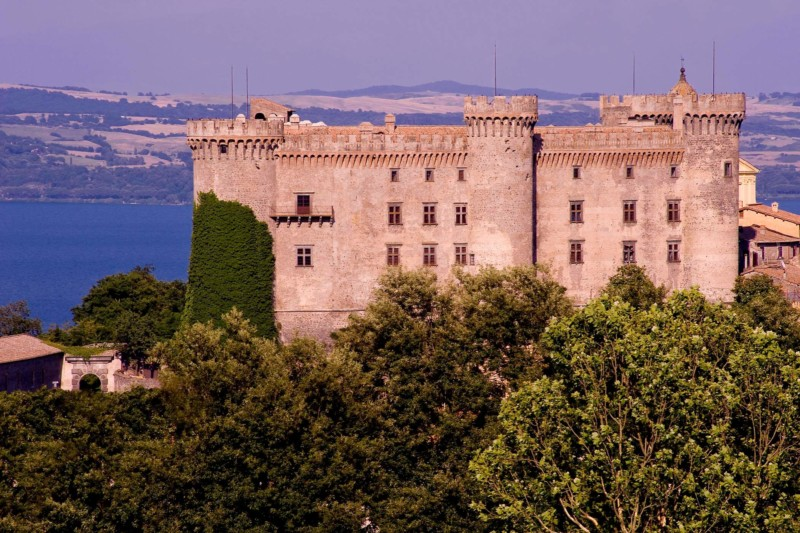 Odescalchi Castle, Outside of Rome, Italy Most expensive wedding destinations