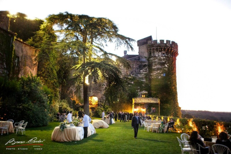 Odescalchi Castle, Outside of Rome Italy Most expensive wedding destinations