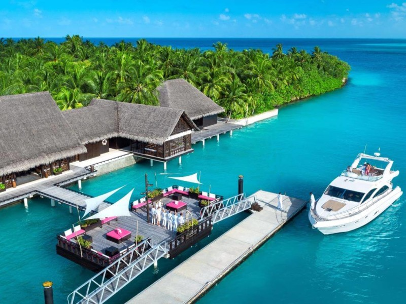 One & Only Reethi Rah Resort the Maldives Most expensive wedding destinations