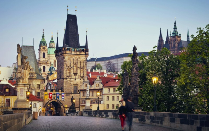 Prague Czech Republic Best Honeymoon Destinations