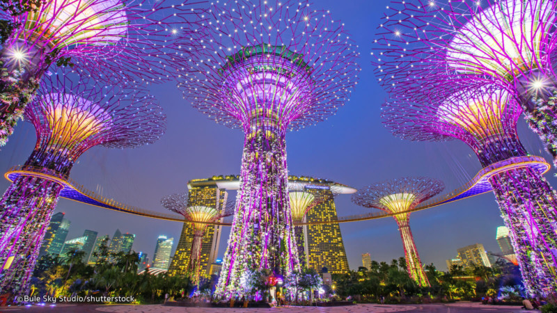Singapore Best Honeymoon Destinations