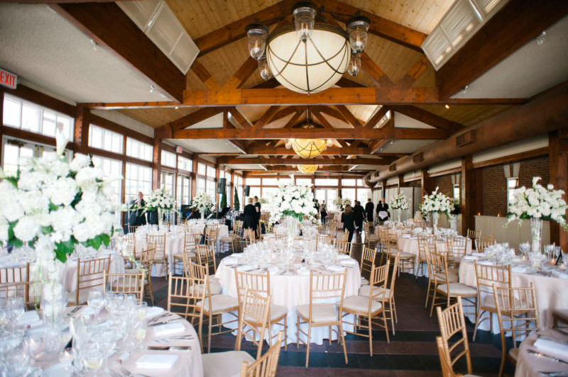 The Loeb Central Boathouse, New York Most expensive wedding destinations