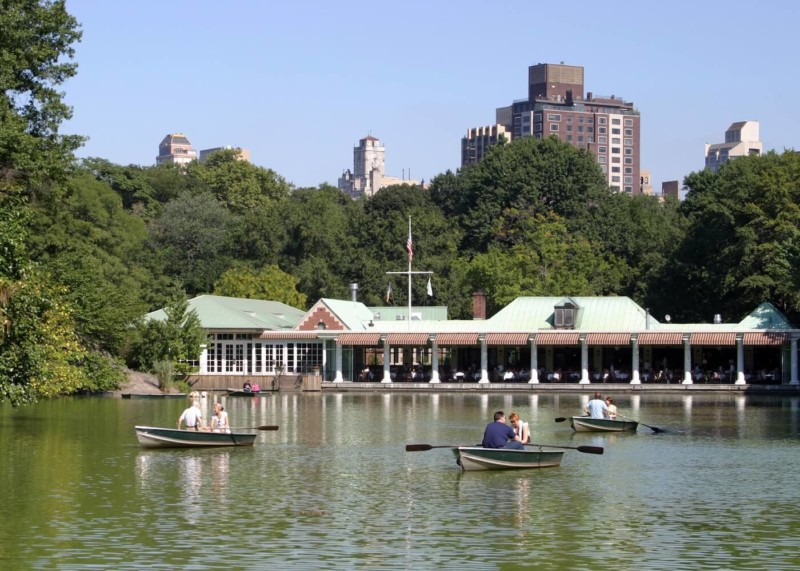 The Loeb Central Boathouse New York Most expensive wedding destinations
