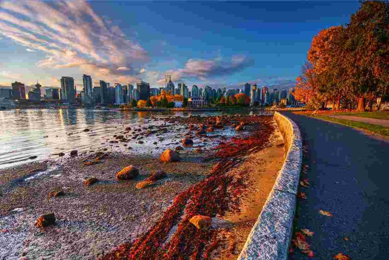 Vancouver Best Honeymoon Destinations