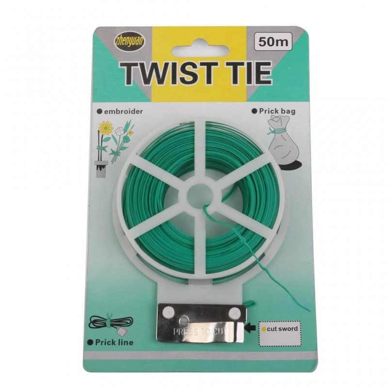Wire Cable Tie Management Organizer Magic Twister Best Garden Tools and Accessories