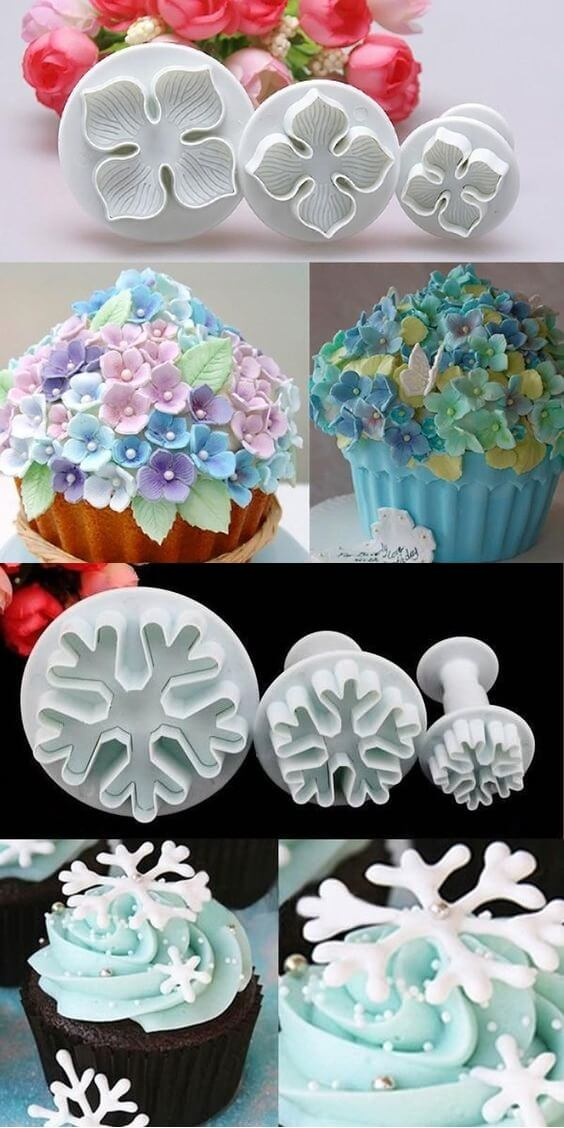Cake decorating moulds | Best Cake Decorating Tools, Equipment and Supplies for Pro Decorators