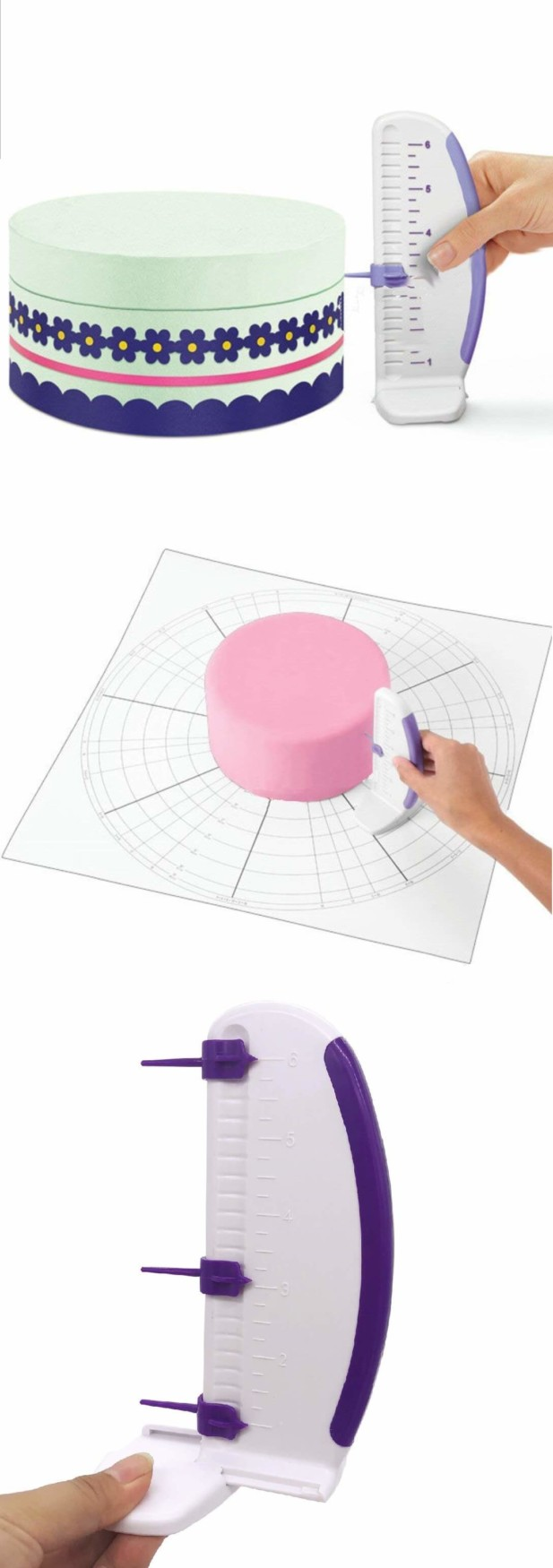 Cake rulers and scrapers | Best Cake Decorating Tools, Equipment and Supplies for Pro Decorators