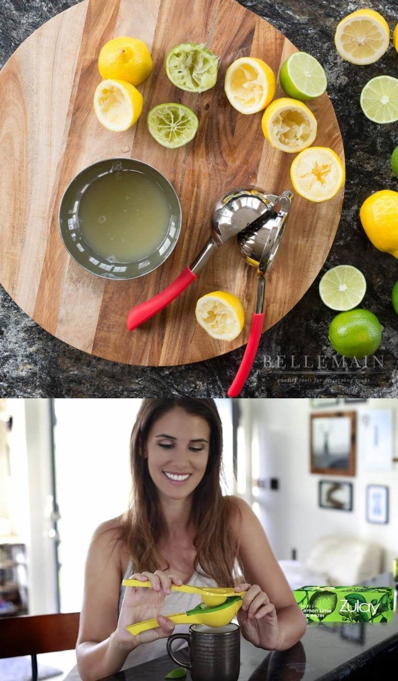 Citrus Press. 50 Best Kitchen Utensils, Tools & Gadgets to Spend Less Time in the Kitchen