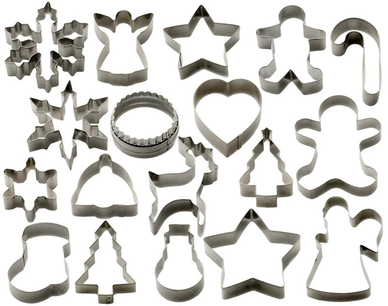 Cookie cutters | Best Cake Decorating Tools, Equipment and Supplies for Pro Decorators