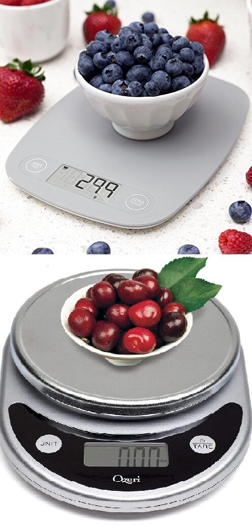 Digital Scale. 50 Best Kitchen Utensils, Tools & Gadgets to Spend Less Time in the Kitchen