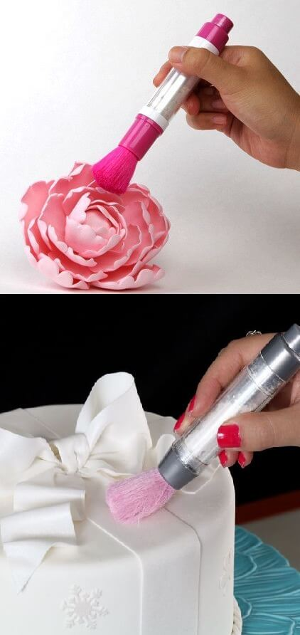 Dust Brushes | Best Cake Decorating Tools, Equipment and Supplies for Pro Decorators