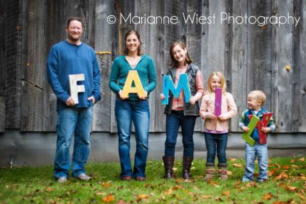 family Family Photo Shoot Idea